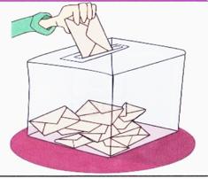 Bureau des votes